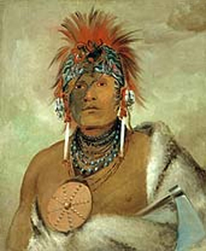 Chickasaw Indian Tribe Clothing